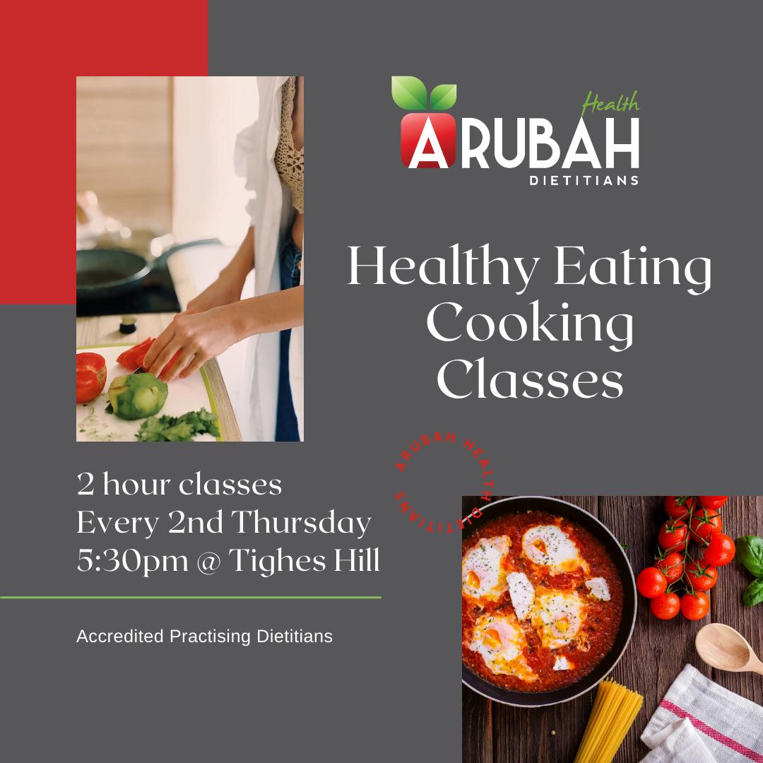 Arubah Cooking Classes